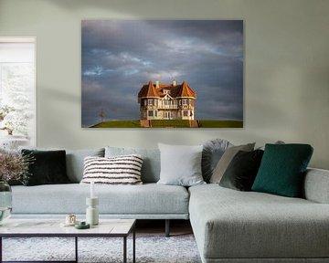 villa in de Haan aan Zee von Marco Titucci