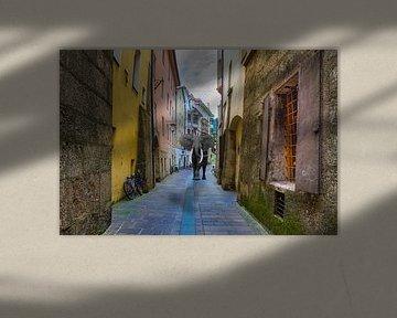 Walking in the City van Ursula Di Chito