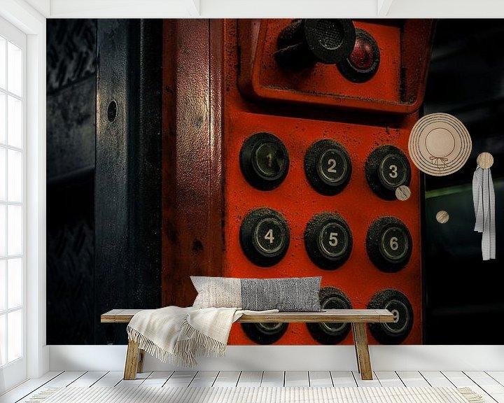Sfeerimpressie behang: Stilleven van Martzen Fotografie