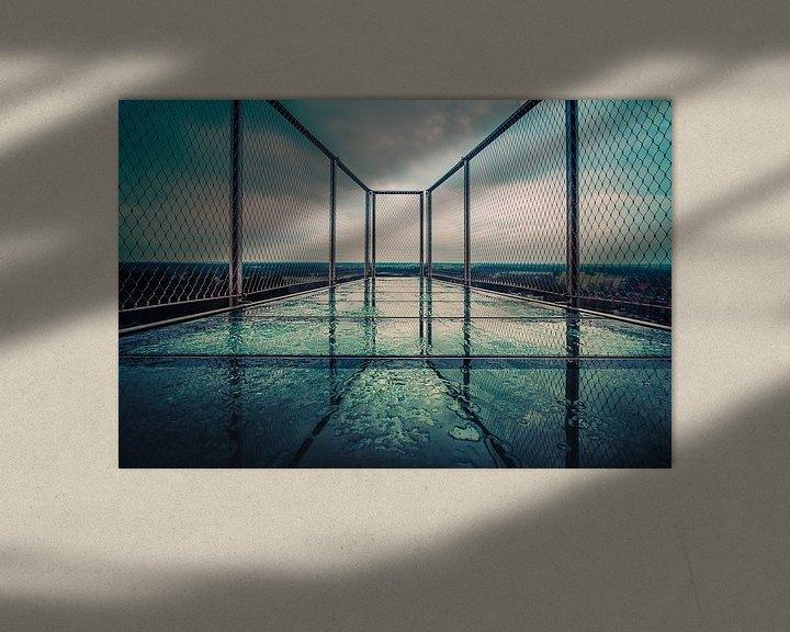 Sfeerimpressie: Architectuur in blauw van Martzen Fotografie