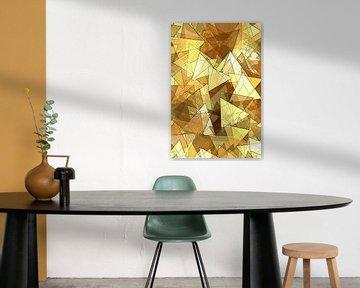 Golden Light van Olis-Art