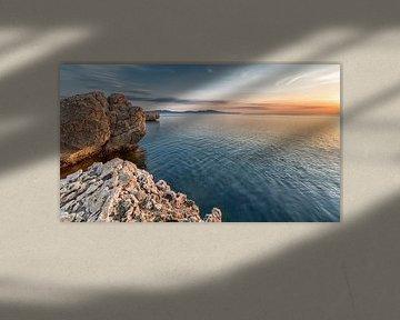 morgenzon op zee van B-Pure Photography