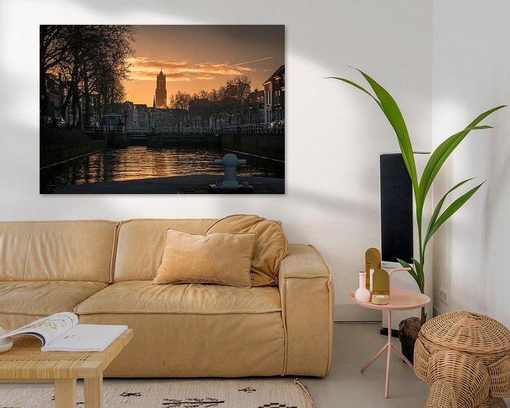 Sfeerimpressie: Weerdsluis van Robin Pics (verliefd op Utrecht)