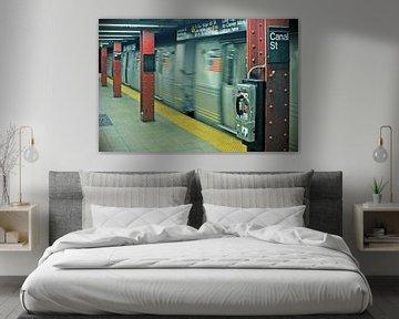 NYC Metro van Paul van Baardwijk