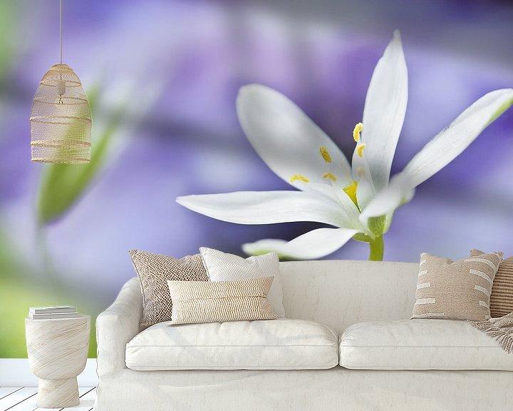 Sfeerimpressie behang: Graceful van Michelle Zwakhalen