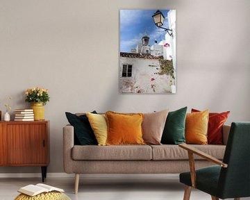 Huis in Portugal von Elly Damen