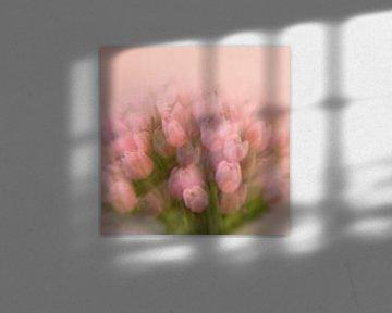 Tulips (my way) van Rob van der Pijll