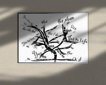 Ja Baum von Go van Kampen