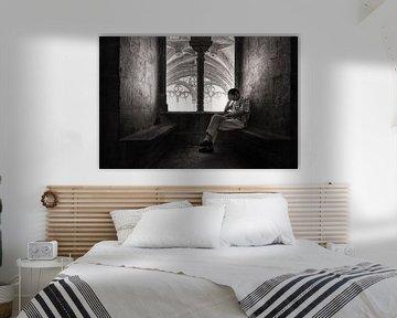 Reflektieren, Lissabon von Nick Hartemink