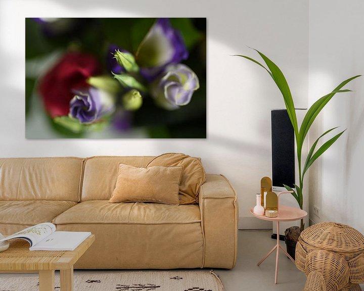 Sfeerimpressie: Bloemen van Grietje van der Reijnst-Brak