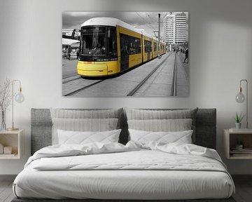 Tram à Alexanderplatz