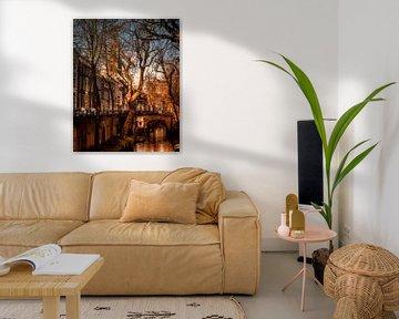 Nieuwe Gracht, Utrecht. van Robin Pics (verliefd op Utrecht)