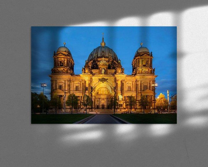Sfeerimpressie: Dom van Berlijn van Foto Amsterdam / Peter Bartelings
