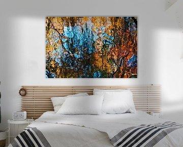 Abstract water van Jan van der Knaap
