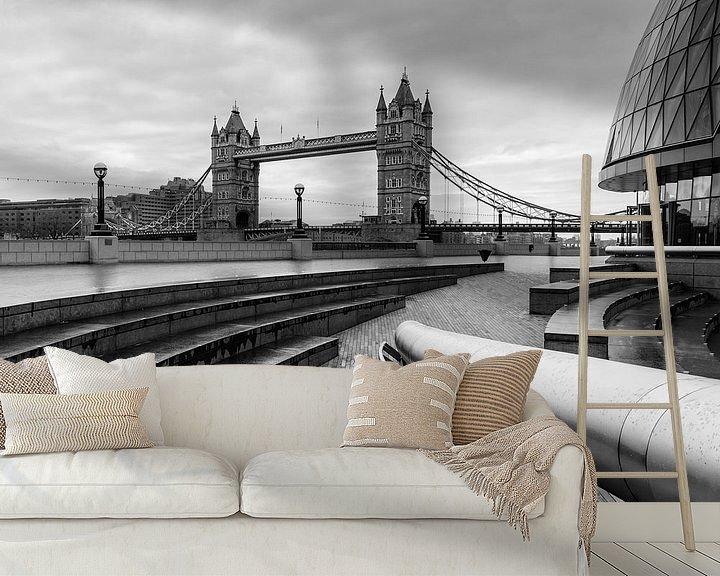 Beispiel fototapete: LONDON 07 von Tom Uhlenberg