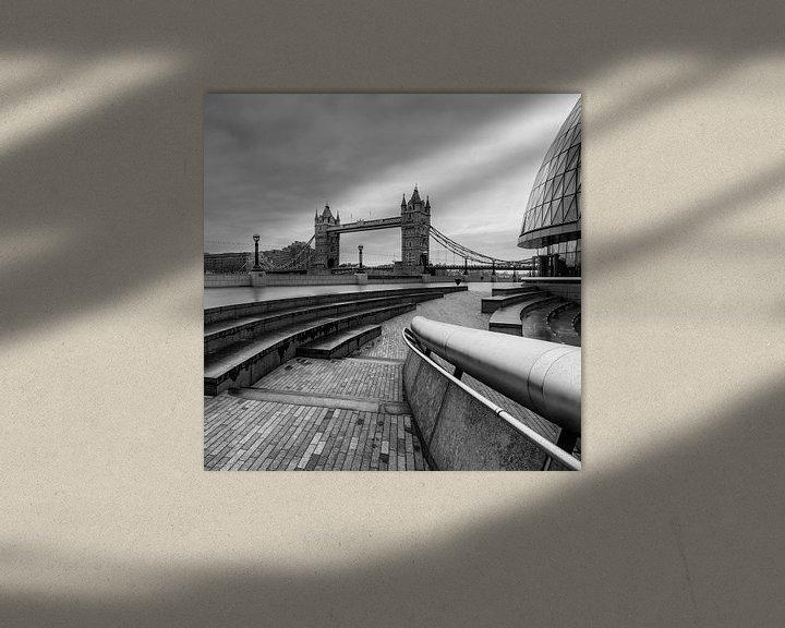 Beispiel: LONDON 07 von Tom Uhlenberg