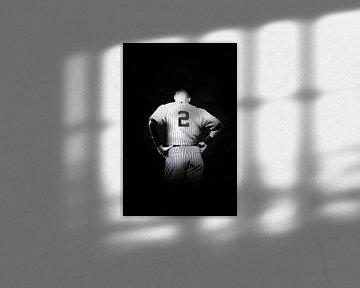 Baseball van Edwin Hendriks