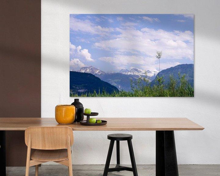 Sfeerimpressie: Alpen van Miranda van Hulst