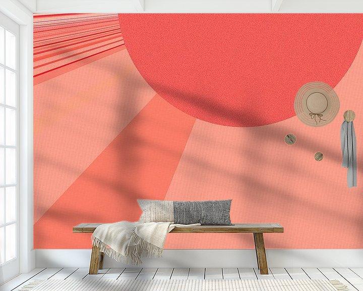 Beispiel fototapete: Globe Graphics N.7 von Olis-Art
