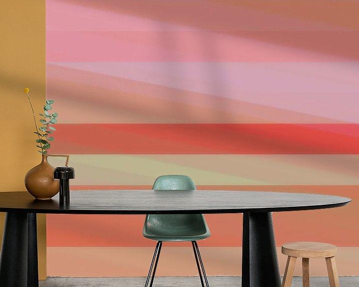 Beispiel fototapete: Easy N.3 von Olis-Art