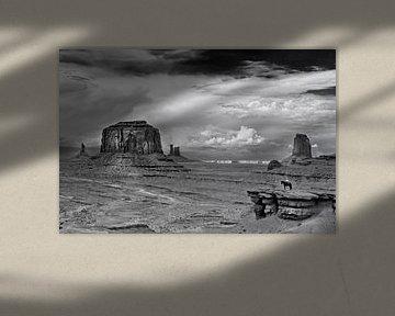 Monument Valley 05 van Peter Bongers