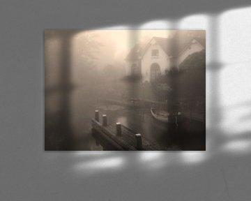 Misty morning  van Pim Feijen