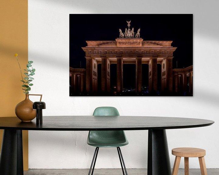 Sfeerimpressie: Brandenburger tor van Foto Amsterdam / Peter Bartelings