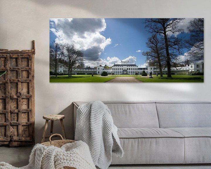 Sfeerimpressie: Paleis Soestdijk van Ton van Buuren
