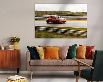 Renault Mégane 2RS sur Sim Van Gyseghem