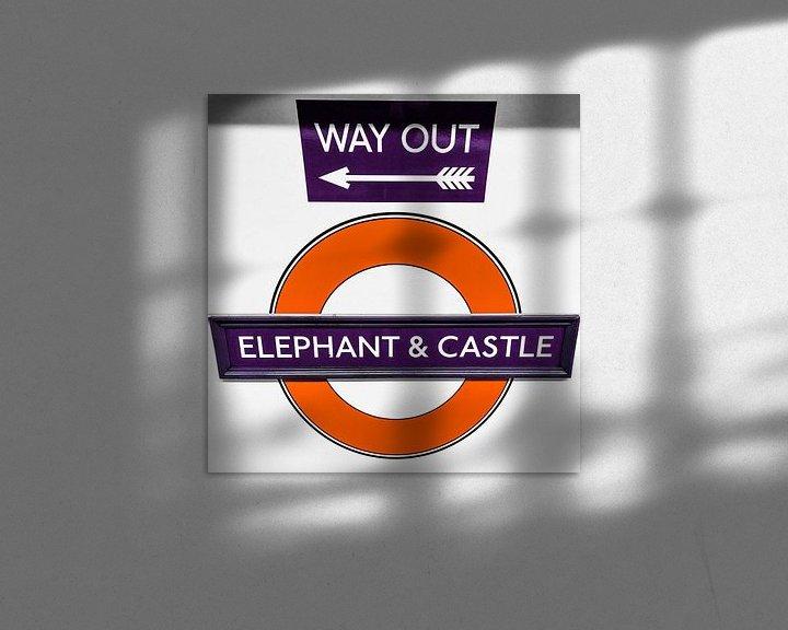 Impression: Elephant & Castle sur Kevin Kanbier