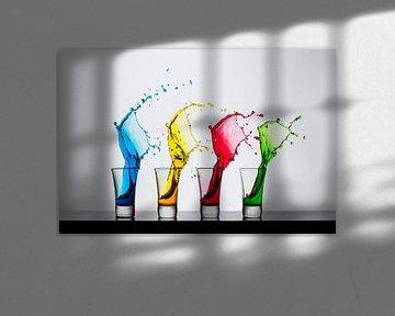 4 colors 2 van Theo Mulder