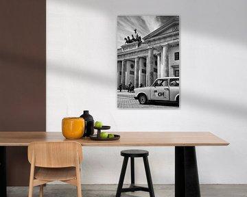 Brandenburger Tor von Eriks Photoshop by Erik Heuver