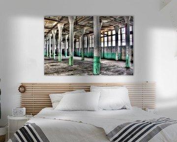 Bullet factory von Herman van den Berg