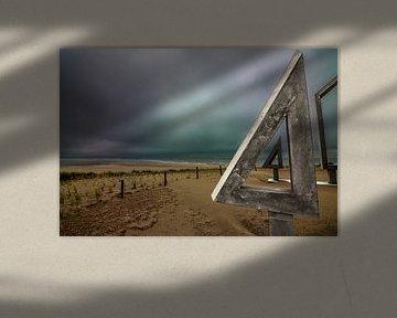 Maasvlakte  von Leo Hoogendijk