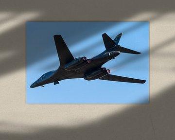 Rockwell B-1 Lancer bommenwerper von Kris Christiaens