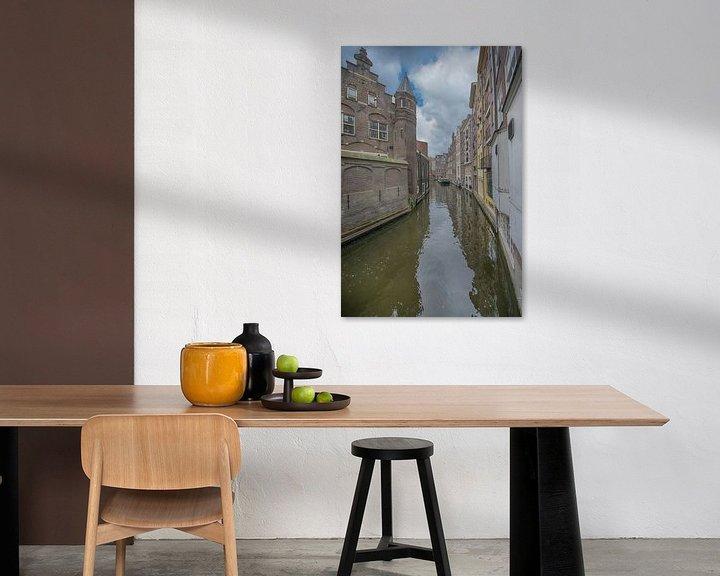 Sfeerimpressie: Zeedijk Amsterdam van Foto Amsterdam / Peter Bartelings