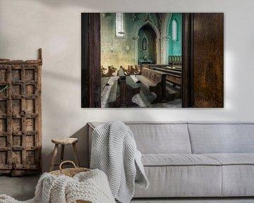 Lost Place - verlassene Kirche von Carina Buchspies