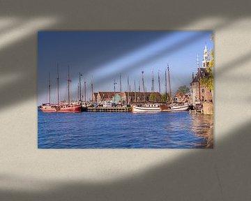 Port du VOC Hoorn sur Eric de Kuijper