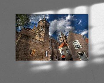 Prinsenhof Delft von Jan Kranendonk