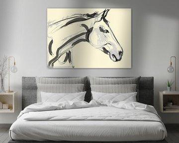 Paard Lovely