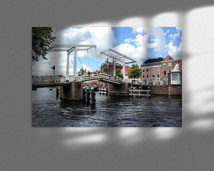 Sfeerimpressie: Ophaalburg holland van Erik Koks