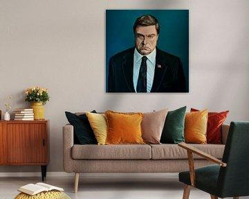 John Goodman Schilderij von Paul Meijering