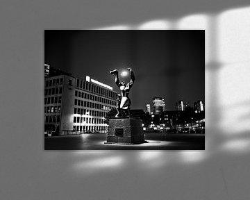 Ossip Zadkine - De Verwoeste Stad van Kay Pieterman