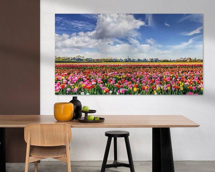 Sfeerimpressie: Texel - Den Hoorn - Bloemenzee van Texel360Fotografie Richard Heerschap