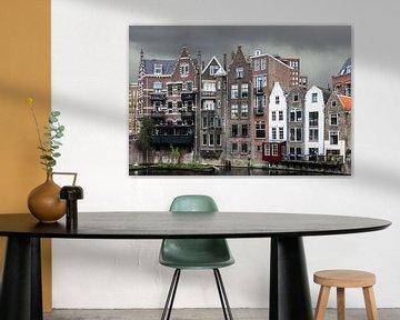 Rotterdam, Deflfshaven van Leo Hoogendijk