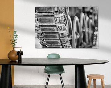 Rupsband van Vincent van den Hurk