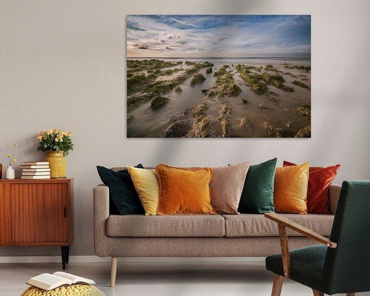Sfeerimpressie: Zee Landschap van Jacqueline Lopez Perez
