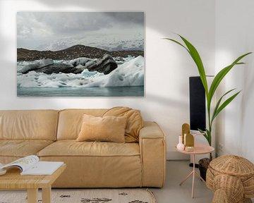 IJsland-  Glacier Lagoon