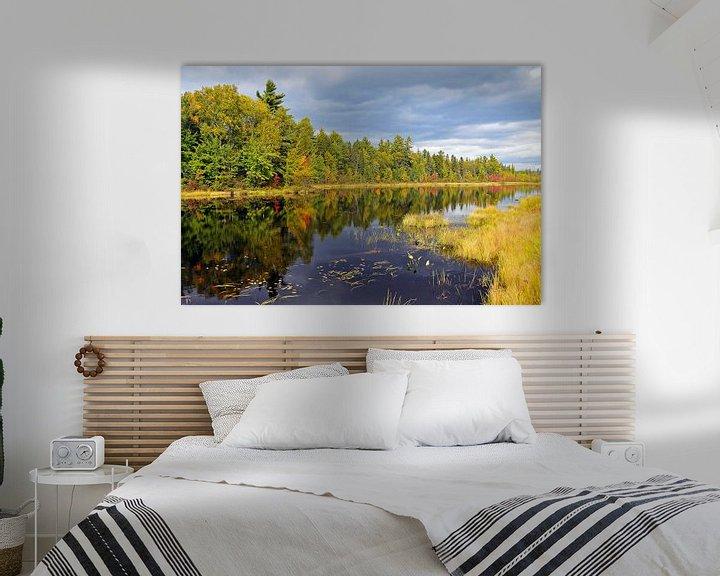 Sfeerimpressie: Spiegelbeeld  van Paul van Baardwijk