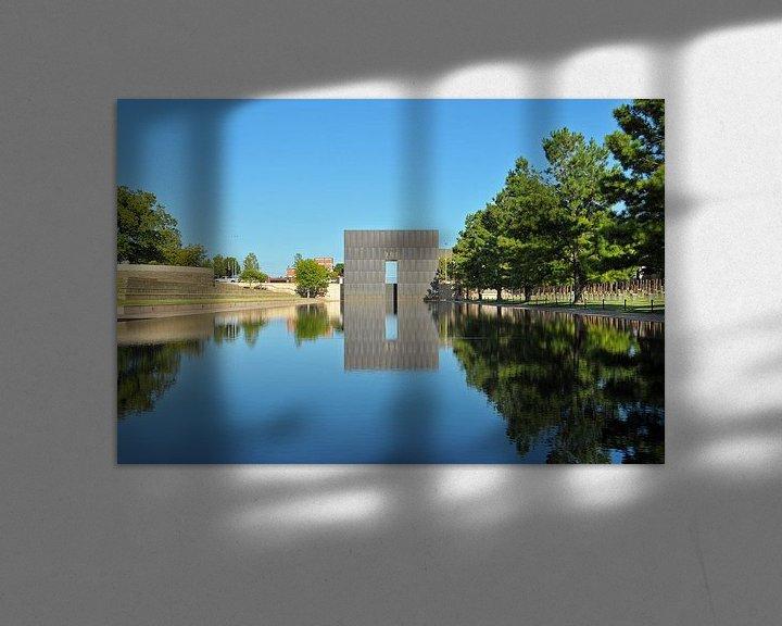 Sfeerimpressie: Oklahoma Reflections van Paul van Baardwijk